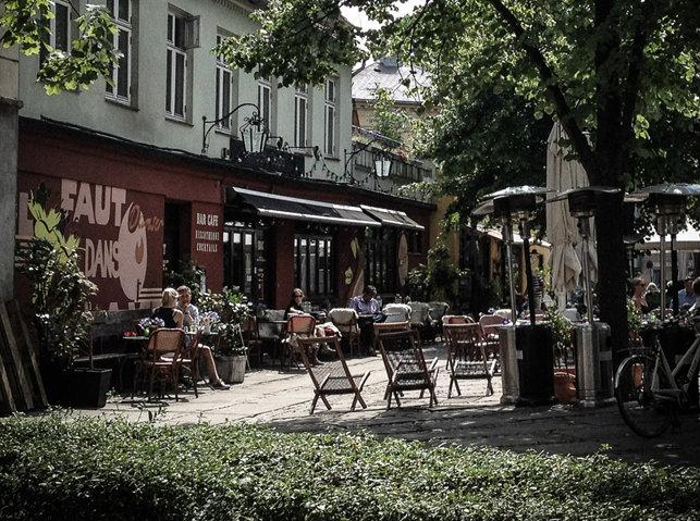 fransk cafe østerbro